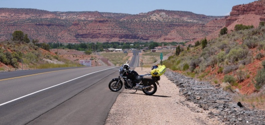 Kanab-Waiting for motel