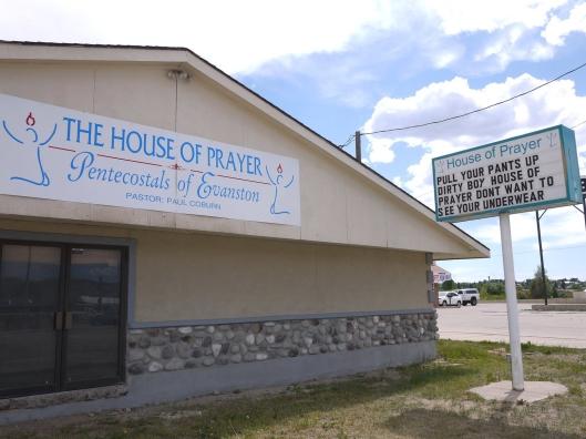 House Of Praise.....