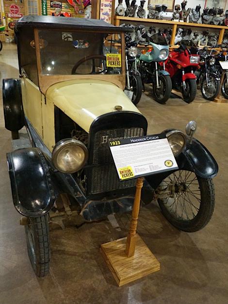 henderson Cyclecar