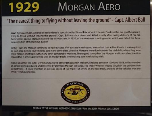 Morgan Aero