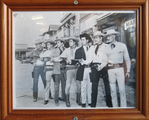 A  real 'western' diner